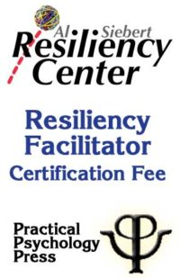 Resiliency Facilitator Certification fee graphic