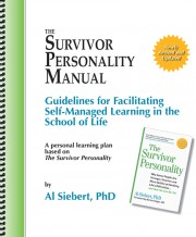 The Survivor Personality Manual (2010) cover