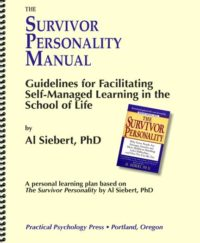 The Survivor Personality Manual (1996) front cover