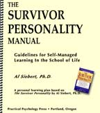 Survivor Personality Manual cover