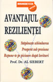 Romanian cover of The Resiliency Advantage