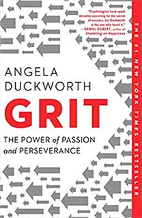 Grit: The Power of Passion and Perseverance - by Angela Duckworth