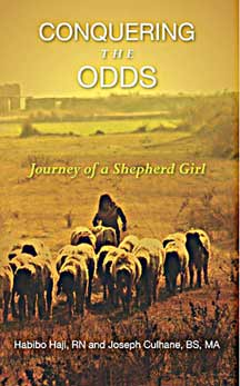 Conquering the Odds: Journey of a Shepherd Girl cover