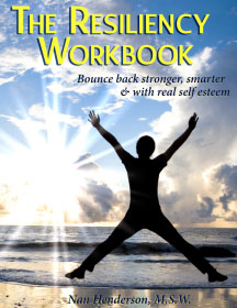 The Resiliency Workbook cover