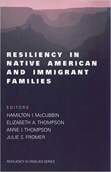 Resiliency in Native Americans cover