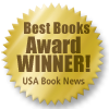 USA Book News Award Winner Seal - The Survivor Personality, Best Self-Help (General)