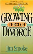 Growing through Divorce cover