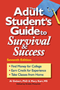 The Adult Student's Guide to Survival & Success, 7th Ed cover