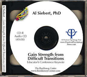 Gain Strength from Difficult Transitions