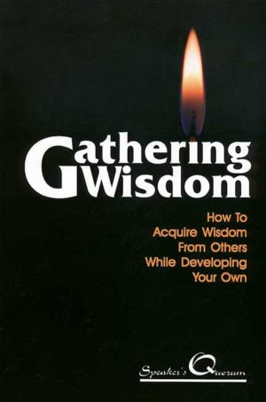 Gathering Wisdom book cover front