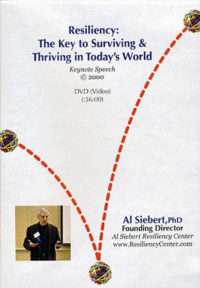 Resiliency: The Key to Surviving and Thriving (Video DVD)