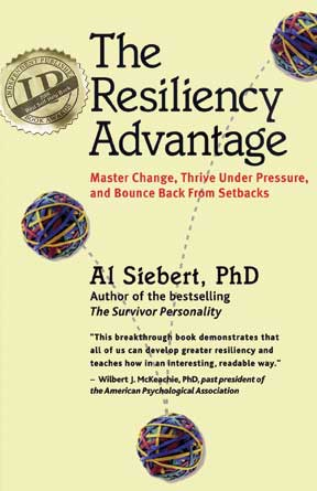 The Resiliency Advantage cover