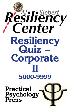 Resiliency Quiz - Corporate II