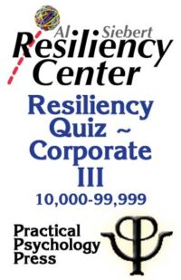 Resiliency Quiz - Corporate IIII