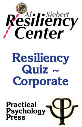 Resiliency Quiz Usage - Corporate
