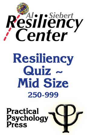 Resiliency Quiz - Mid Size (250-999)